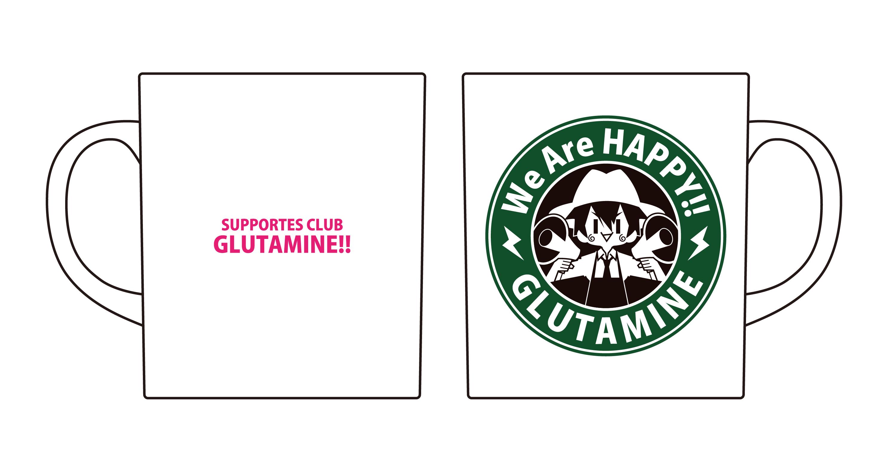 グルタミチーノ・マグカップ